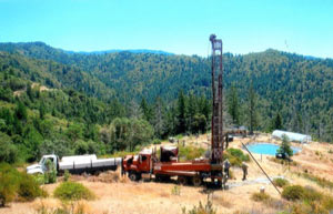 Landowners often wish for wells to be drilled in rough terrain.